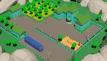 3-d проект будущего приюта